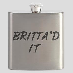Britta'd It Community Flask
