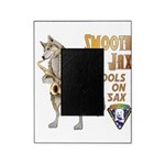 Smooth Sax Picture Frame