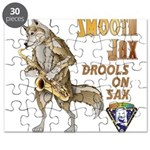 Smooth Sax Puzzle
