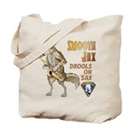 Smooth Sax Tote Bag