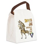 Smooth Sax Canvas Lunch Bag