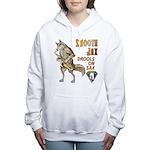 Smooth Sax Women's Hooded Sweatshirt