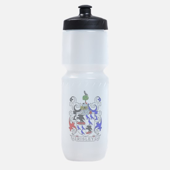 Risley Coat of Arms I Sports Bottle