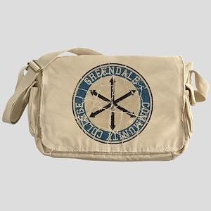 Greendale Community College Vintage Messenger Bag