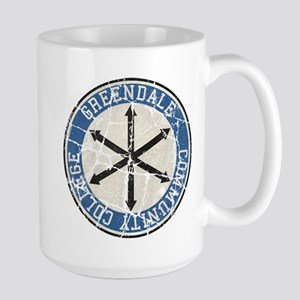Greendale Community College Vintage Mugs