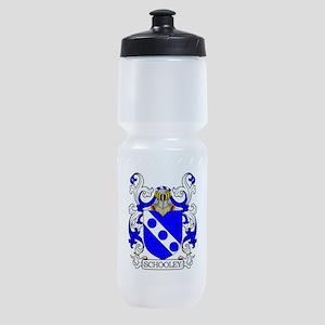 Schooley Coat of Arms Sports Bottle