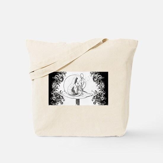 Absalom Swirls Tote Bag
