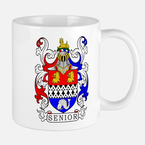 Senior Coat of Arms Mugs