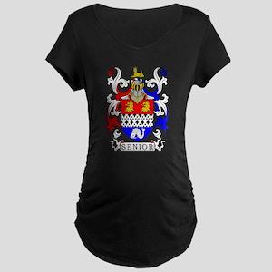 Senior Coat of Arms Maternity T-Shirt