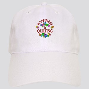 Happiness is Quilting Cap