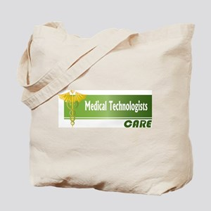Medical Technologists Care Tote Bag