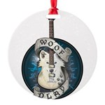 WooFPlay Band Logo Ornament