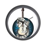 WooFPlay Band Logo Wall Clock