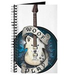 WooFPlay Band Logo Journal