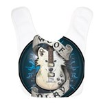 WooFPlay Band Logo Bib