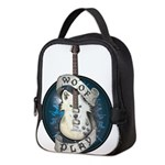 WooFPlay Band Logo Neoprene Lunch Bag