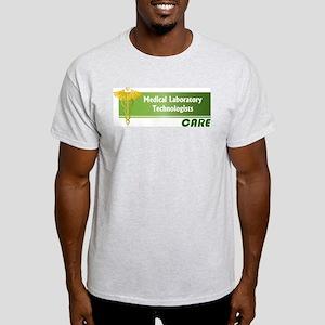 Medical Laboratory Technologists Care Light T-Shir