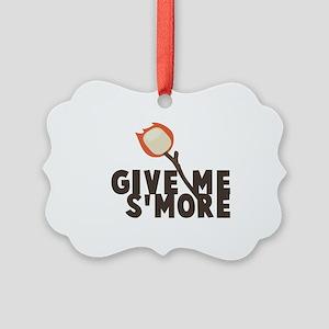 Give Me Smore Ornament