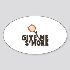 Give Me Smore Sticker