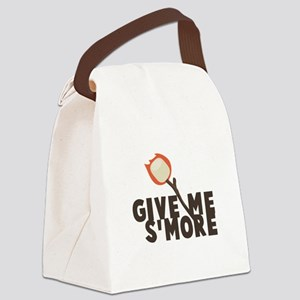Give Me Smore Canvas Lunch Bag