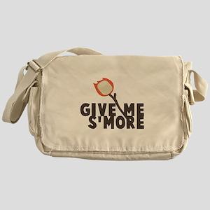 Give Me Smore Messenger Bag