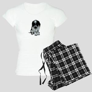 Portie Puppy Women's Light Pajamas