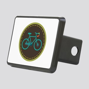 Bicycle Circle Hitch Cover