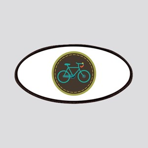Bicycle Circle Patches