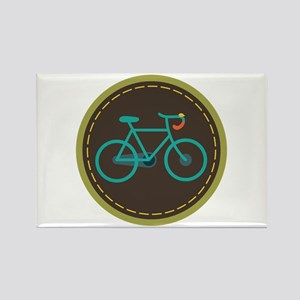 Bicycle Circle Magnets