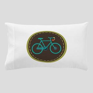 Bicycle Circle Pillow Case