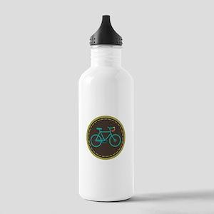 Bicycle Circle Water Bottle