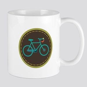 Bicycle Circle Mugs