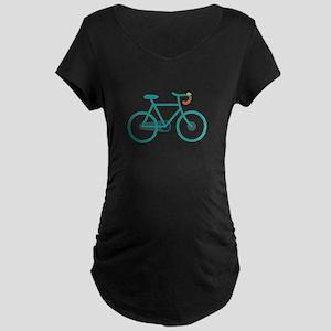 Bike Maternity T-Shirt