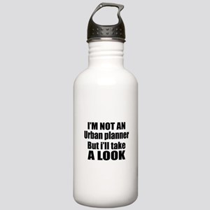 I Am Not Urban planner Stainless Water Bottle 1.0L