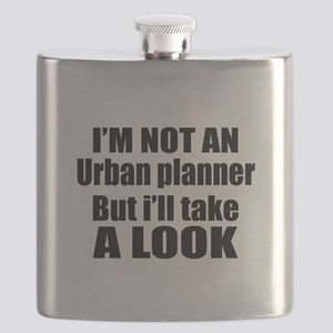 I Am Not Urban planner But I Will Take A Loo Flask