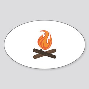 Fire Wood Sticker