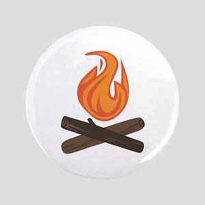 """Fire Wood 3.5"""" Button"""