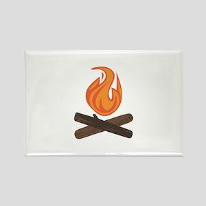 Fire Wood Magnets