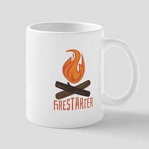 Firestarter Campfire Mugs