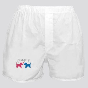 Friends For Life Boxer Shorts
