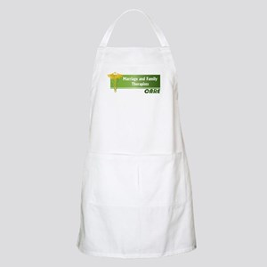 Marriage and Family Therapists Care BBQ Apron