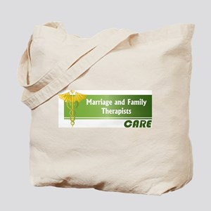 Marriage and Family Therapists Care Tote Bag