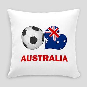 Australia Soccer Everyday Pillow