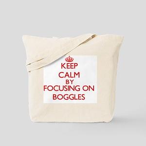 Boggles Tote Bag