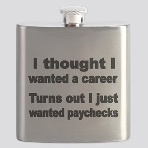 I thought I wanted a career. Turns out I just want