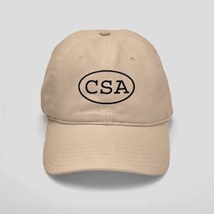 CSA Oval Cap