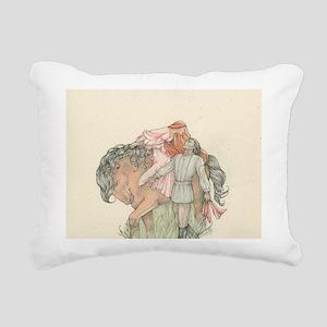 Merciless Rectangular Canvas Pillow