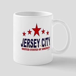 Jersey City U.S.A. Mug