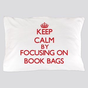 Book Bags Pillow Case