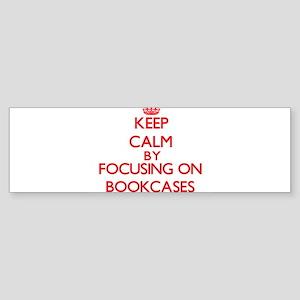 Bookcases Bumper Sticker
